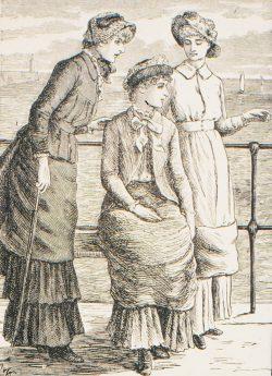 Reformvorschlag von Ada S. Ballin, 1885