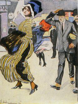 Saison Hosenrock, 1911