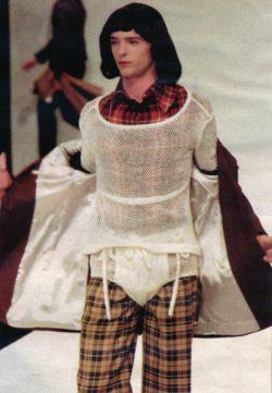 Avantgardemode (Vivienne Westwood), 1997